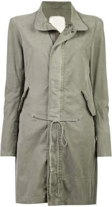 Greg Lauren mid-length jacket