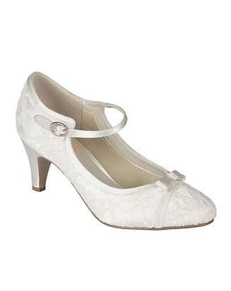 Daniel Footwear Paradox London Pink Cupcake Court Shoes