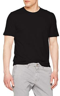 Sisley Men's T-shirt Regular Fit Short Sleeve T-Shirt