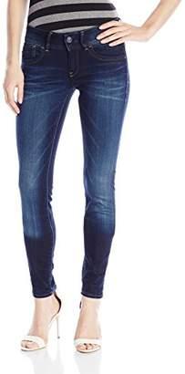 G Star G-Star Women's Lynn Midwaist Skinny Jeans,32W x 34L