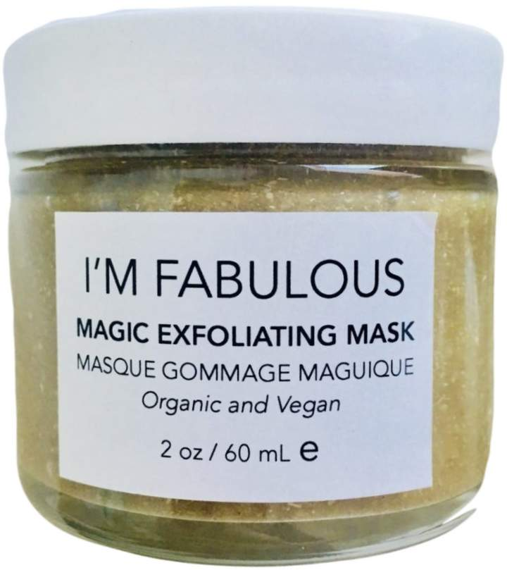 I'M FABULOUS COSMETICS - Magic Exfoliating Mask Organic