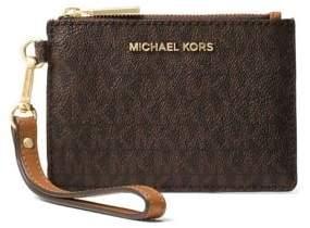 MICHAEL Michael Kors Mercer Signature Small Coin Purse