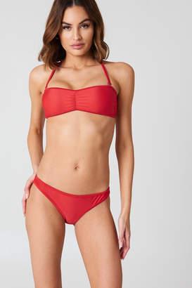 boohoo Casablanca Bandeau Bikini Set