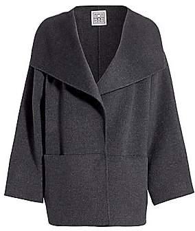 Totême Women's Annecy Wool & Cashmere Jacket