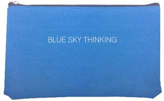 Charfleet Small Blue Sky Thinking Pouch