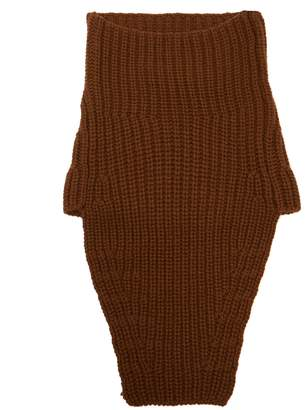 Prada Knitted cashmere snood