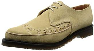 George Cox (ジョージ コックス) - [ジョージコックス] レースアップ M/G Gibson Suede 4065 Sand Suede UK 7(25.5 cm)