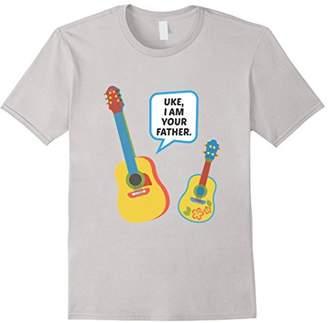 Uke I Am Your Father Funny Ukulele Gift T-Shirt