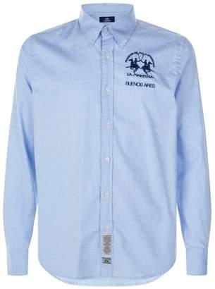 La Martina Buenos Aires Cotton Shirt