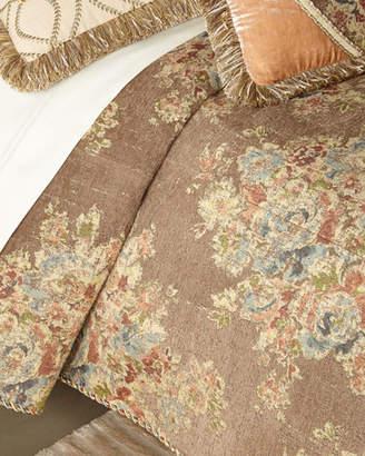 Dian Austin Couture Home Viburnum Floral King Duvet