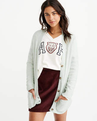 Abercrombie & Fitch Easy Icon Cardigan
