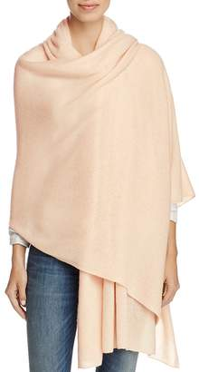 C by Bloomingdale's Cashmere Wrap - 100% Exclusive $198 thestylecure.com