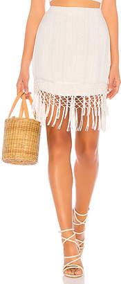 Majorelle Agnes Mini Skirt