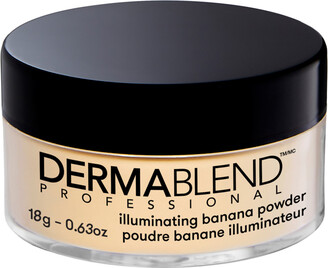 Dermablend Illuminating Banana Powder