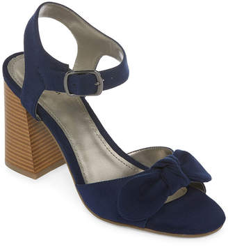 WORTHINGTON Worthington Womens Bracken Cone Heeled Sandals