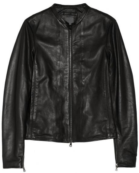 Lot 78 Lot78 Leather jacket