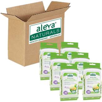 N. Aleva Naturals 180 Count Bamboo Baby Nose n' Blows Wipes Economy Pack