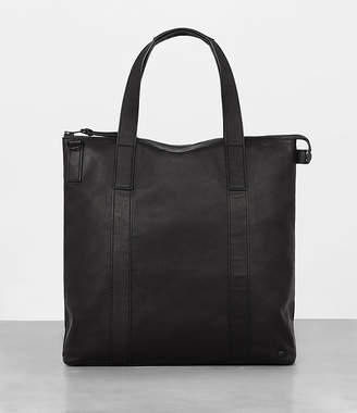 AllSaints Hayes Leather Tote
