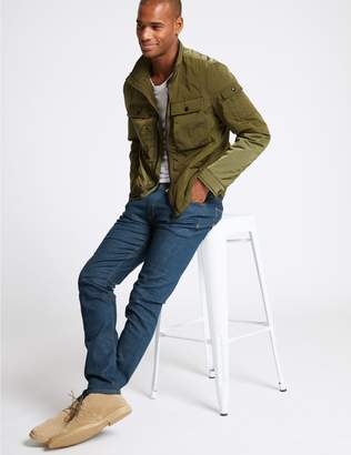 Marks and Spencer Utility Jacket with Stormwear