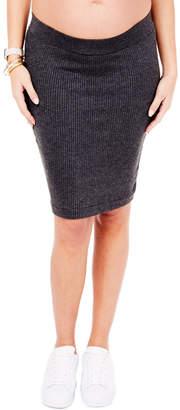 Ingrid & Isabel Maternity Textured Sweater Skirt