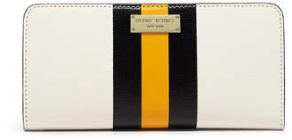Henri Bendel West 57Th Stripe Single Snap Wallet