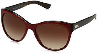 Ralph Lauren Sunglasses Women's Acetate Woman Sunglass Cateye