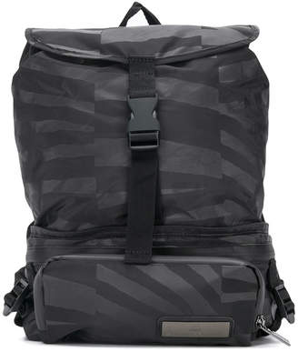 adidas by Stella McCartney graphic print convertible backpack