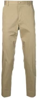 Dolce & Gabbana side-stripe trousers