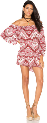 STONE COLD FOX Lily Dress $385 thestylecure.com