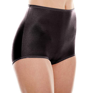 JCPenney Underscore Rainbow Stretch Satin Light Control Control Briefs 123-3900