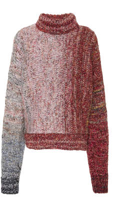 Victoria Beckham Chunky Yarn Mix Sweater