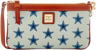 Dooney & Bourke NFL Cowboys Large Slim Wristlet
