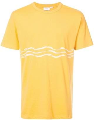 Onia waves print T-shirt