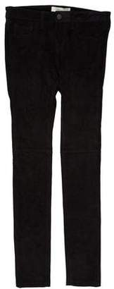 Joie Leather Skinny Pants w/ Tags
