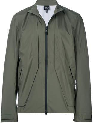 Oakley zipped waterproof jacket