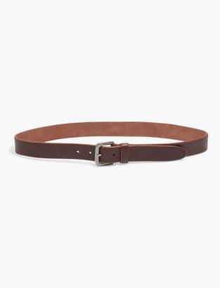 Lucky Brand Santa Fe Leather Belt