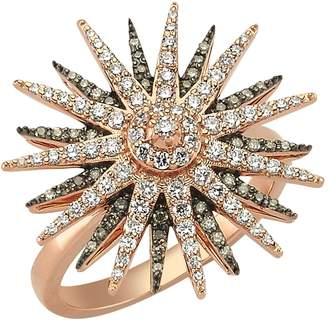 Bee Goddess Star Light Diamond Ring