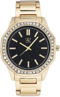 INC International Concepts I.n.c. Men Bracelet Watch 45mm