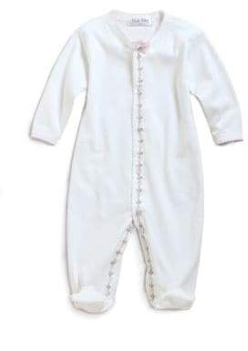 Baby Girl's Footie Coverall