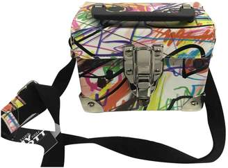 Jeremy Scott Leather handbag