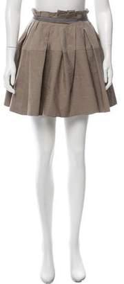 3.1 Phillip Lim Pin-Striped Mini Skirt w/ Tags