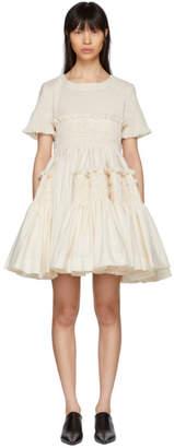 Off-White Molly Goddard Lynette Dress