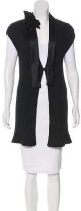Brunello Cucinelli Sequined Knit Vest