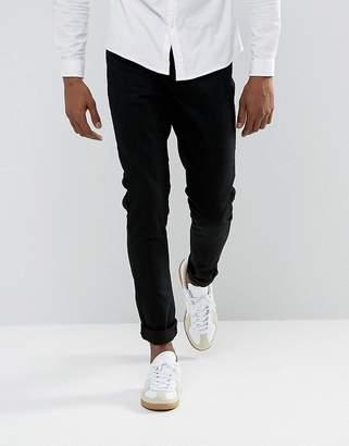 Brave Soul Black Skinny Jeans
