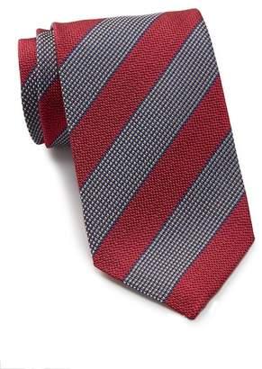 Thomas Pink Sandby Silk Stripe Tie