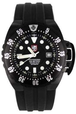 Luminox Men's Deep Dive 1511 Silicone Swiss Automatic Watch