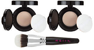 Mally Beauty Mally Flawless Finish Transforming EffectFoundation Duo