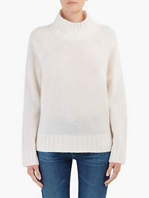 360 Sweater Margaret Cashmere Jumper, White