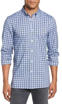 Lacoste Slim Fit Check Oxford Sport Shirt