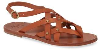 BEEK Merlin Strappy Studded Thong Sandal (Women)